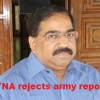 Tamil party rejects the Sri Lankan Army report on war.