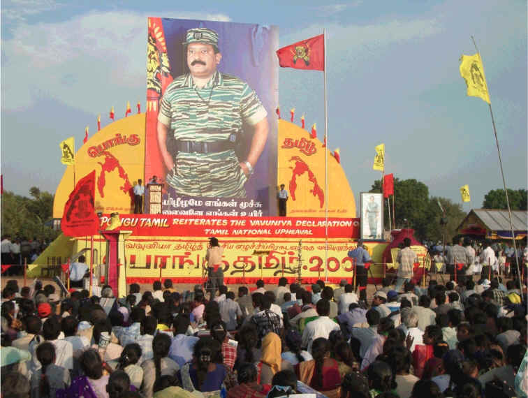 Why do Tamil people support LTTE?